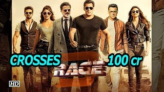 "Salman Khan's EID Connection: ""Race 3"" CROSSES 100 cr ,  mark in just 3 days"