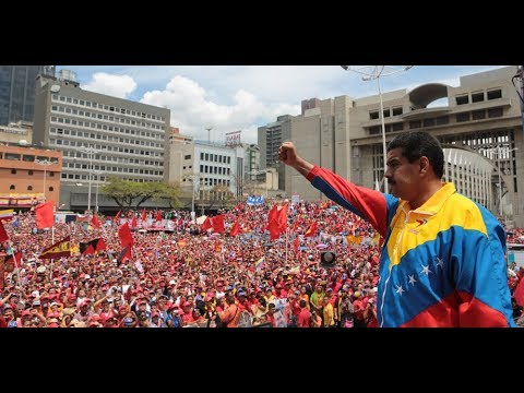 A Simple Question: Who benefits from unrest in Venezuela