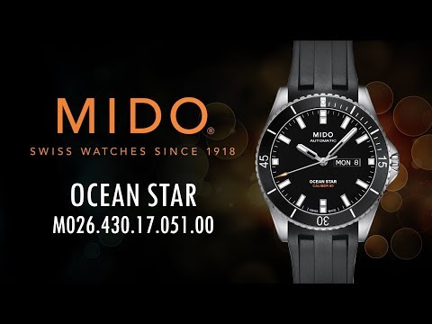 Mido Ocean Star Dive Watch Review