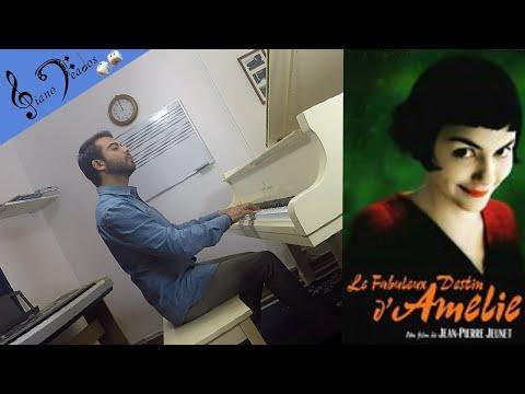 Yann Tiersen La Valse d'Amélie piano version