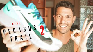 Nike Pegasus Trail 2 en español (con la NUEVA tecnología REACT!!)