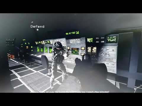 Cod mw2 what happen when captain price enter the russian submarine
