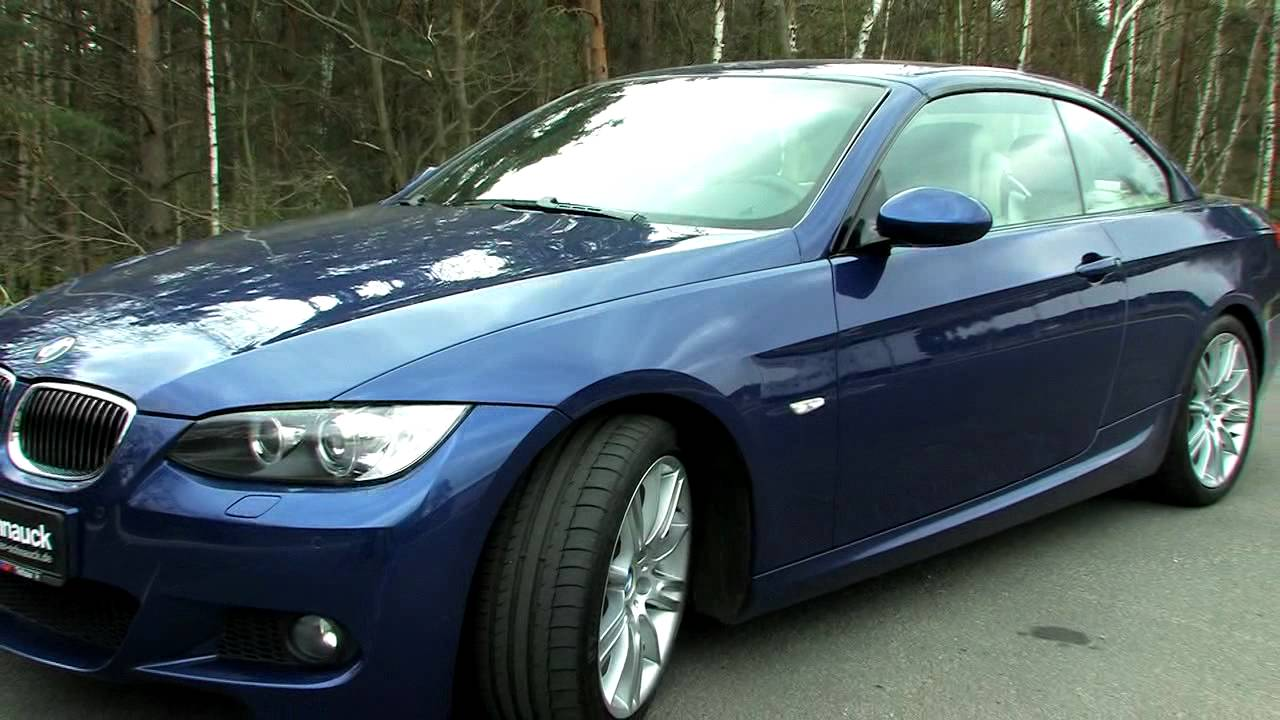 bmw 325i cabrio im gebrauchtwagen test youtube. Black Bedroom Furniture Sets. Home Design Ideas