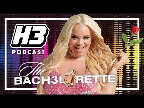 Trisha Paytas (The BacH3lorette Round 2) - H3 Podcast #182