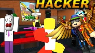 HACKER FOUND IN ROBLOX MAD GAMES (with Kavra, again)