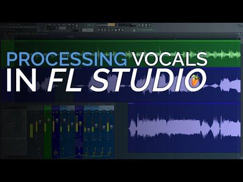 Vocal Processing in FL Studio 12