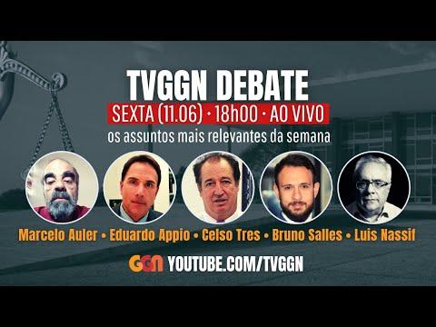 LIVE DAS 18H: NASSIF, CELSO TRES, MARCELO AULER, BRUNO SALLES, EDUARDO APPIO (11/06)