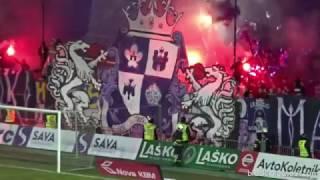 Maribor - Olimpija Ljubljana, 25.2.2017