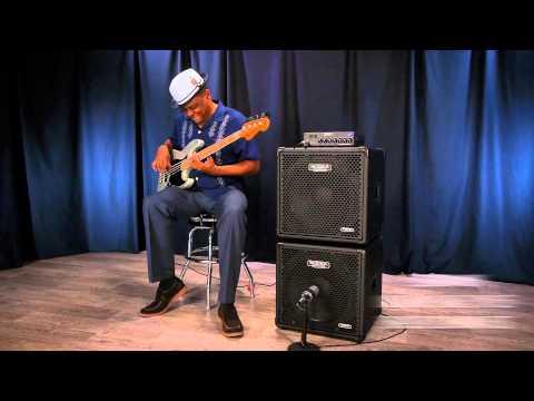 MESA Subway D800 Bass Amp & Ultra-Lite 1x15 – J-Bass Funk & Drums