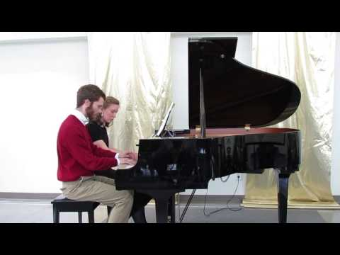 Petite Suite, III. Menuet, Claude Debussy