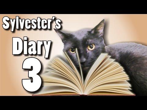 Sylvester's Diary 3 - Talking Kitty Cat