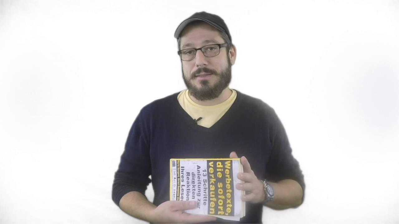 Ich Schenke Dir Mein Buch Um Werbetexten Zu Lernen Mario Burgard