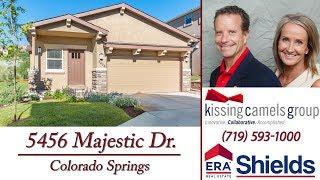 5456 majestic dr   colorado springs co