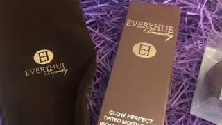 Makeup Tutorial: EVERYHUE BEAUTY