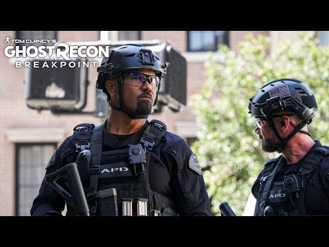 Ghost Recon Breakpoint : SWAT Outfit - Stealth Tactical Gameplay (No Hud & No Commentary) |