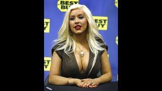 Обнажённая в джакузи, Кристина Агилера взорвала Интернет своим Фото 2018👙Naked Christina Aguilera