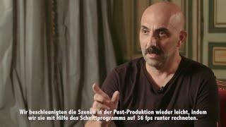 Gaspar Noé Interview LOVE (3D) excerpt