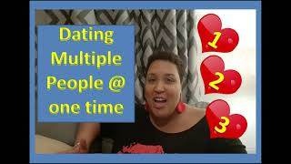 Dating Tips: Dating Multiple People at One Time | My Comfy Couch | Dating Podcast