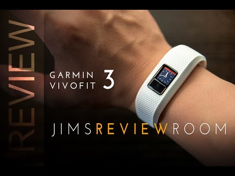 Garmin Vivofit 3 - REVIEW