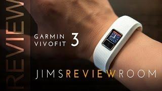 Garmin Vivofit 3 Band Review