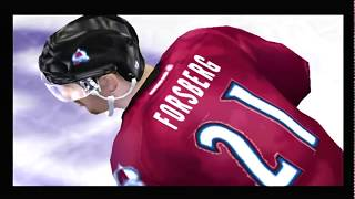 NHL 2004 (PS2) Panthers vs Avalanche