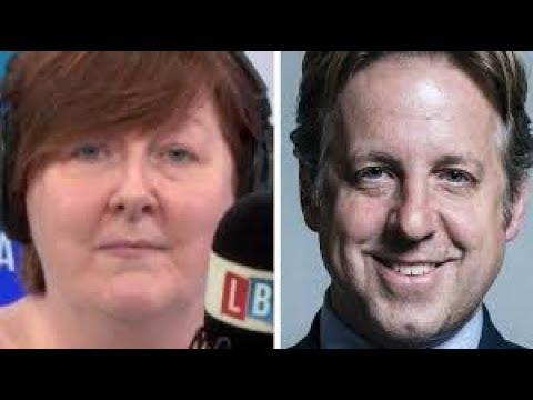 Shelagh Fogarty asks Brextremist blockhead Marcus Fysh the
