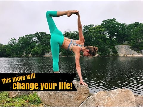 How Yoga Saved Her Life | Danielle Radulski