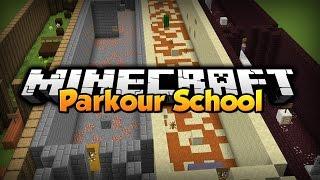 Minecraft: Parkour School [1]