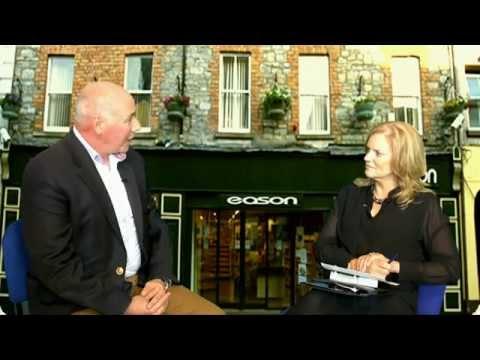 Luke Waters ,Siobhan & Philip Mcentee, Brian Derhan + Mary Rooney  on Cavan News and Views