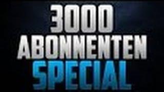 3000 FRAPONENTEN!!! SPECIAL [UNLOCK ALL ACC VERLOSUNG] AUFLÖSUNG!!!