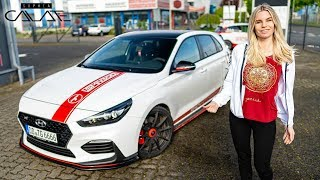 Hyundai i30N Performance SMN300 Limited Edition mit 300PS