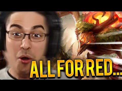 THEY LOST THE GAME... FOR RED BUFF!! 😂 - Trick2G