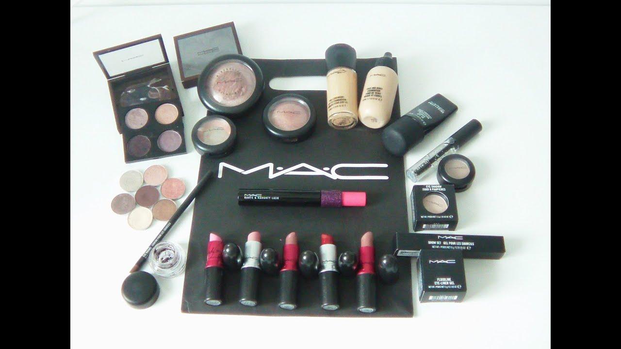 mac cosmetics mac favorites mac essentials depotting rh youtube com Makeup Looks for Beginners Best Foundation for Beginners