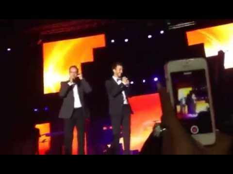 Saad Lamjarred ft Bachir Abdou : 21 juin...♥