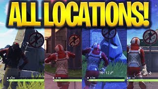 "Fortnite ""Dance in different forbidden locations"" Challenge Week2 Battle Pass Fortnite Battle Royale"
