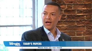 Nurses considering strike action: Clive Lewis reacts...