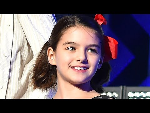 Inside Suri Cruise's Life Away From Tom Cruise