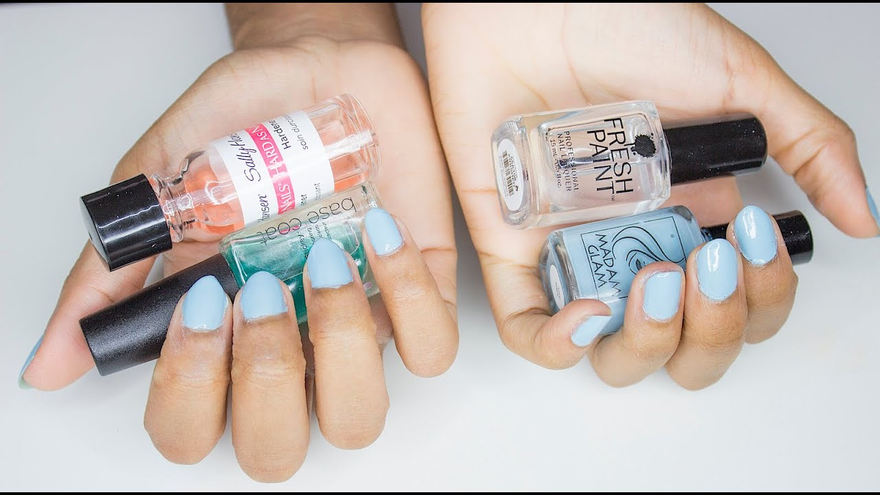 Life After Acrylics: Nail Care Tips + How I Paint My Nails ...
