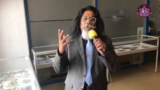 Tamil Artist Area with Pon Rama at GNFI 2019