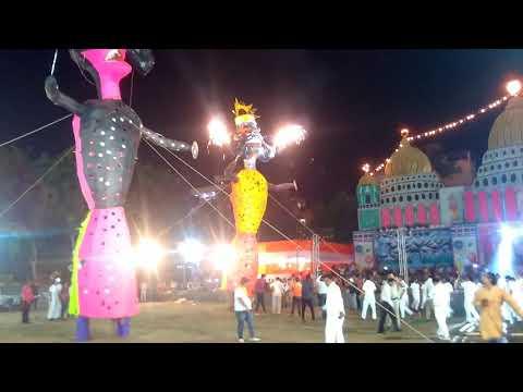 Ravan dahan Shastri Nagar Raghunathan Sarah Miller committee