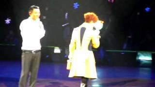 Andy Lau HK Unforgettable Concert 30.12.10 - Sammi