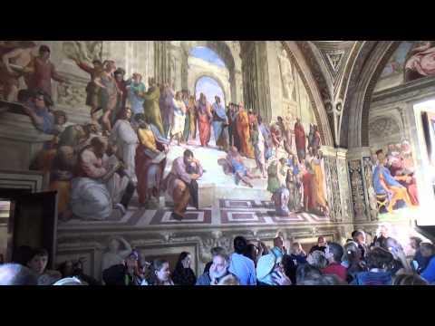 Visite du Vatican oct 2015