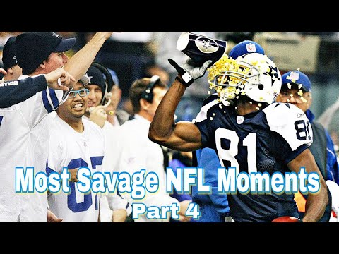 Most Savage NFL Moments Of All Time Part 4