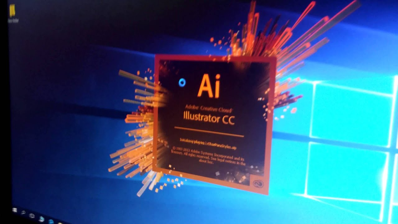 adobe illustrator for windows 10