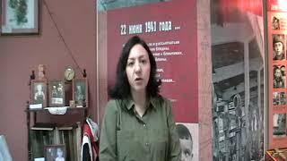 """Музей """"Дети войны"""": отзыв мамы о встрече 9А класса"""