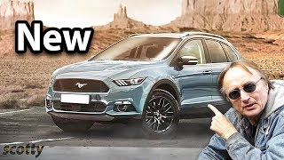 The New 2020 Ford Mustang - Tesla Killer