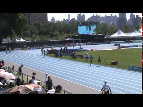 2015 adidas Grand Prix Men's Metro 4x400: aGSTC Gets 2nd
