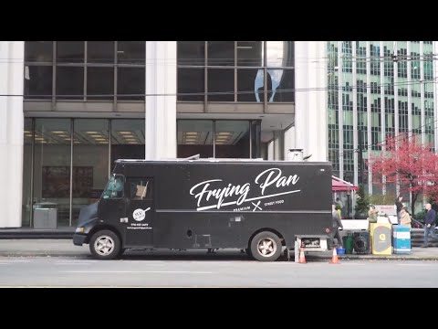 Story Behind Vancouvers Top Food Truck The Frying Pan Korean Fried