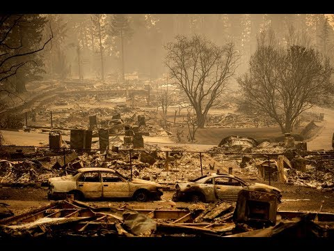 A town devastated: reporting on Paradise, California