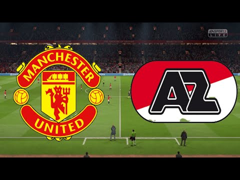 manchester-utd-vs-az-alkmaar-2019/20-|-uefa-europa-league-|-full-match-&-gameplay